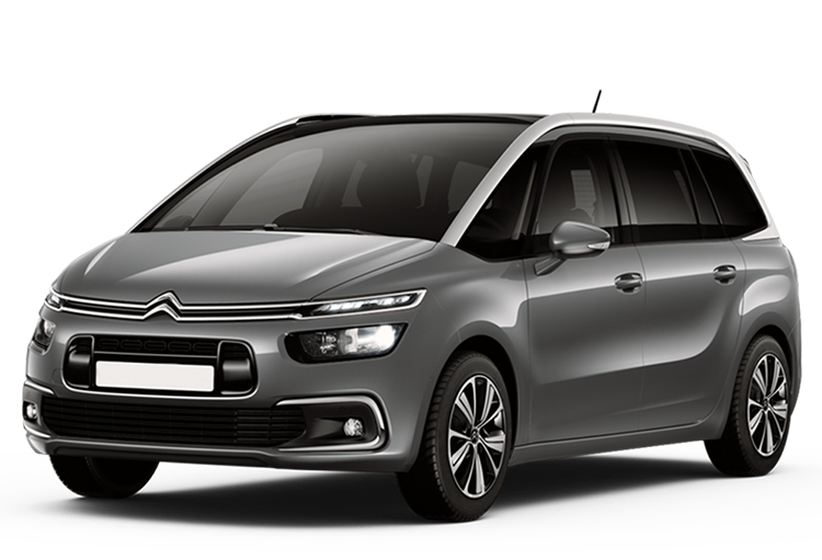 CITROEN C4 Picasso 1.6 HDI - Abel rent a car