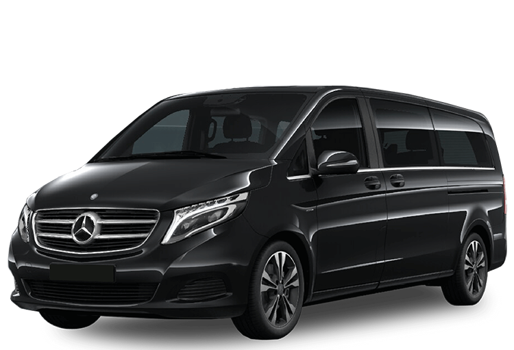 Mercedes V class - Abel rent a car