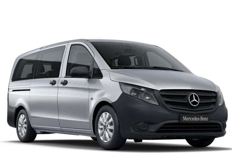 Mercedes Vito - Abel rent a car